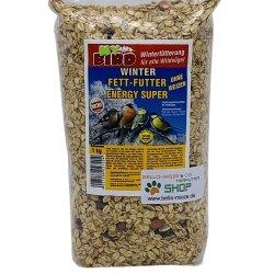 Winter Fett-Futter Energy Super |  Winterfutter für...