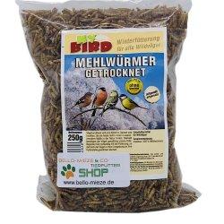 Mehlwürmer getrocknet |  Winterfutter für alle...