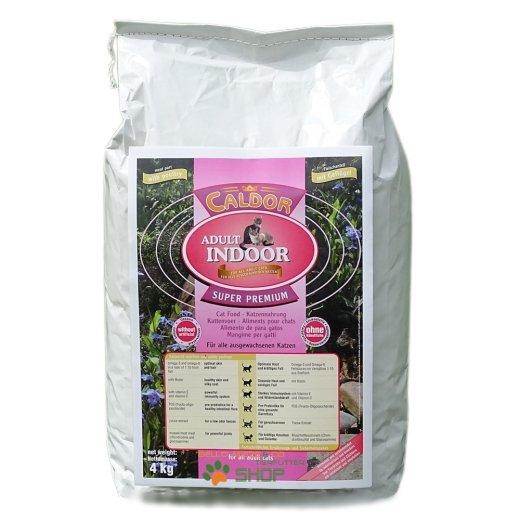 CaldorCat Adult Indoor - Premium Trocken-Katzenfutter