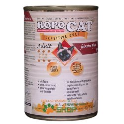 RopoCat Adult Sensitive Gold Pferd pur