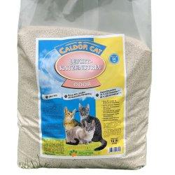 15 ltr leicht Katzenstreu Caldor CAT ODOR | ultrafrein |...