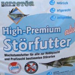 25 kg RopoStör Futter High-Premium Adult Plus 4,5 mm...