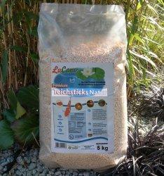 LuCano Teichsticks Natur High-Premium