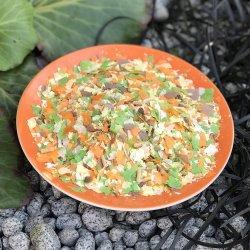 LuCano Gartenteich Flocken Mix Fischfutter / Teichfutter