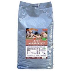 LuCano Welpen | Puppy AGR Premium Trockenfutter für mittel- und große Hunde Rassen 15 kg