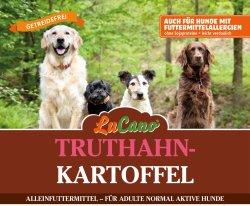 LuCano Truthahn + Kartoffel   getreidefreies Hunde...