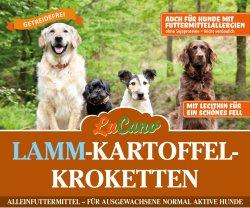 LuCano Lamm Kartoffel | getreidefreies Hunde...