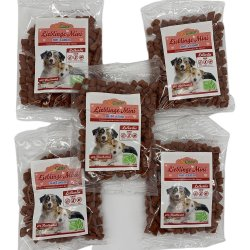 Leckerlis LuCano Lieblinge Mini + Lamm getreidefrei glutenfrei und ohne Zucker | Hunde Snack