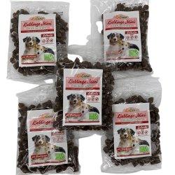 Leckerlis LuCano Lieblinge Mini + Kaninchen getreidefrei glutenfrei und ohne Zucker