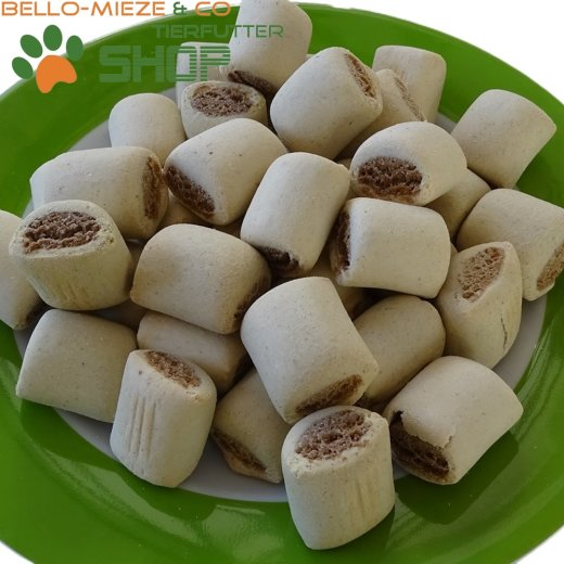 LuCano Markknochen mit Rind / Hundekuchen zur Zahnpflege 1 kg