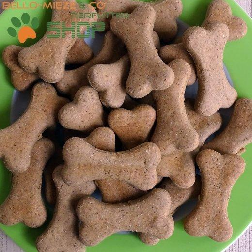 LuCano Mini Knochen   harter Hundekuchen zur Zahnpflege 2,5 kg