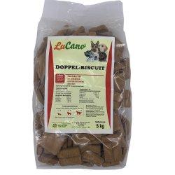 LuCano Doppel Biscuit / der Hundekuchen zur Zahnpflege 1 kg