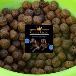 Canis Gold Adult 58 % Lamm + Kartoffeln (Monoprotein)