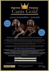 Canis Gold Senior Lamm + Kartoffel, 53 % Fleisch mit...