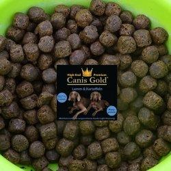Canis Gold Light Lamm + Kartoffel, 52,7 % Fleisch (Monoprotein)