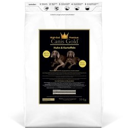 Canis Gold Adult 63 % Huhn + Kartoffeln (Monoprotein) |...