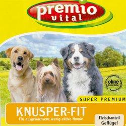 Premio Vital Knusper-Fit | Hunde Trockenfutter...