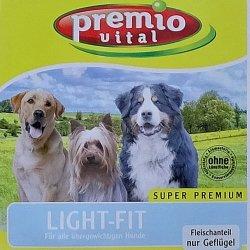 Premio Vital Light-Fit | Geflügel + Mais und Reis |...