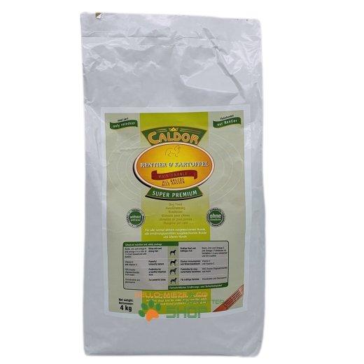 Caldor Maintenance Rentier + Kartoffel | getreidefreies Trockenfutter