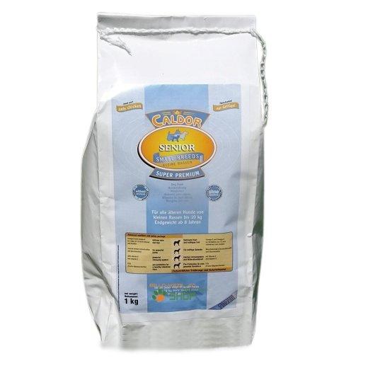Caldor Senior nur Geflügel mit Reis + Mais   Mini