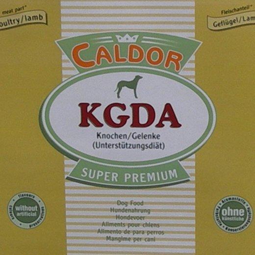 CaldorVet KGDA | für alle Hunde mit Gelenk + Knochenproblemen