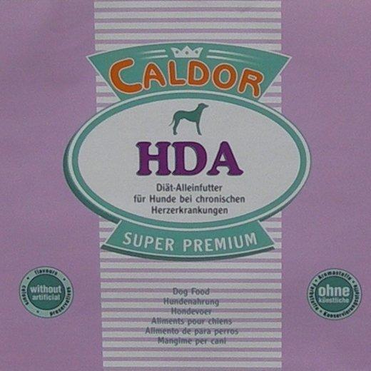 CaldorVet HDA Diätfutter für Hunde mit Herzerkrankungen