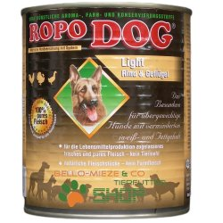 RopoDog Light Rind & Geflügel - 96 % Fleisch