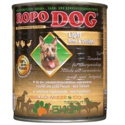 RopoDog Light Rind & Geflügel - 96 % Fleisch 30...