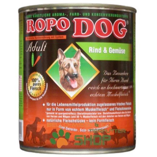 RopoDog Adult Rind & Gemüse