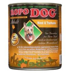 RopoDog Adult Rind & Truthahn - 100% Fleisch