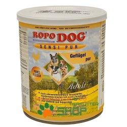 RopoDog Adult Sensi Pur Geflügel - pures Fleisch