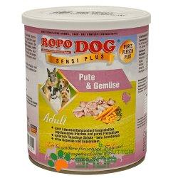 RopoDog Adult Sensi Plus Pute & Gemüse