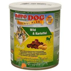 RopoDog Adult Sensi Plus Wild & Kartoffel 400 g