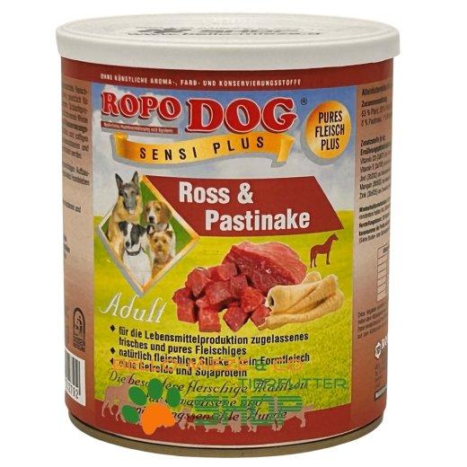RopoDog Adult Sensi Plus Ross & Pastinake
