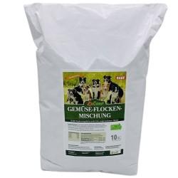LuCano Gemüseflocken Mix   Hunde BARF Ergänzung 10 kg