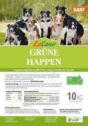 LuCano Grüne - Happen | Hunde BARF Ergänzung