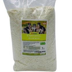 LuCano Hunde Kartoffelflocken | Ideal zum BARFEN 10 kg