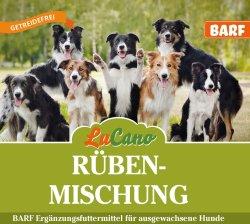 LuCano Rüben-Mischung ohne Karotin   getreidefrei    BARF
