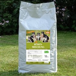 LuCano Rüben-Mischung ohne Karotin | getreidefrei | Hunde BARF 1 kg