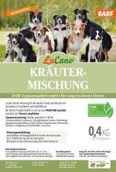 LuCano Kräutermischung | BARF / Fleisch...