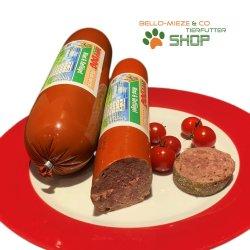 RopoDog Hunde Fleischwurst Rind + Geflügel |...