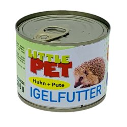 Little Pet Igel Nassfutter Huhn + Pute