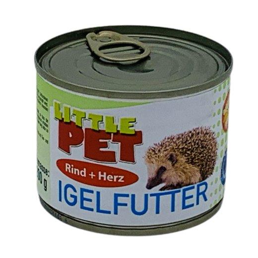 .Little Pet Igel Nassfutter Rind + Herz