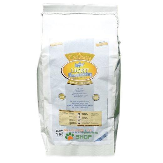 Caldor Light nur Huhn mit Reis + Mais   Mini